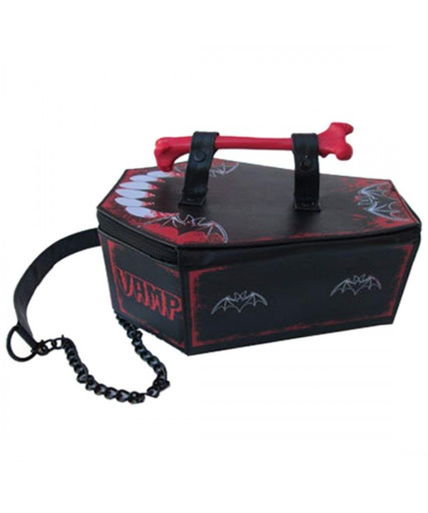 Partiss Unisex Horror Gothic Coffin