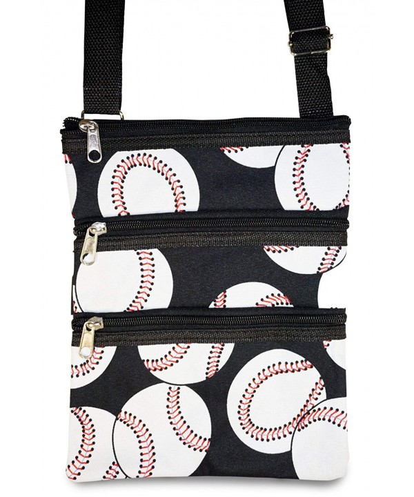 NGIL 231 Baseball Crossbody Bag