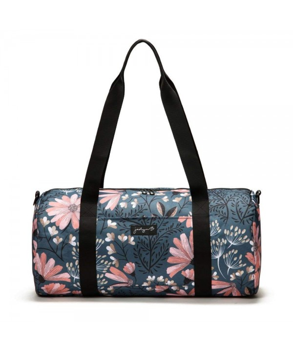 Jadyn Barrel Womens Duffel Floral