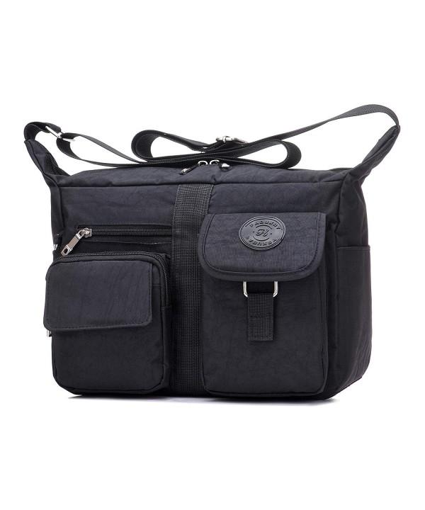 Fabuxry Womens Shoulder Handbag Messenger