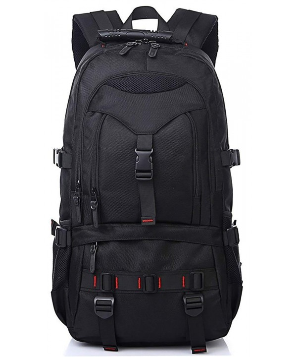 KAKA Backpack 17 Inch Laptops Black