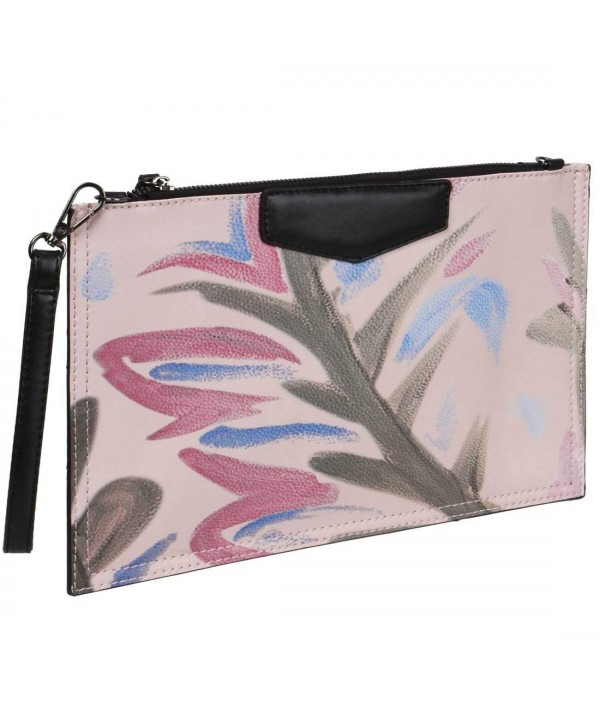 Womens Strokes Printed Fashion Handbag