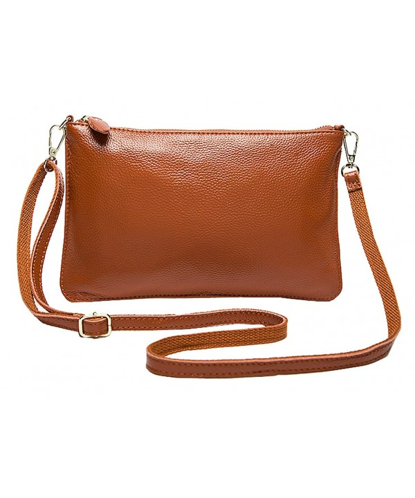 SAIERLONG Designer Genuine Leather Shoulder