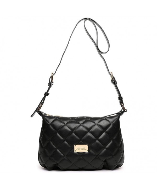 Cluci Leather Handbags Shoulder Crossbody