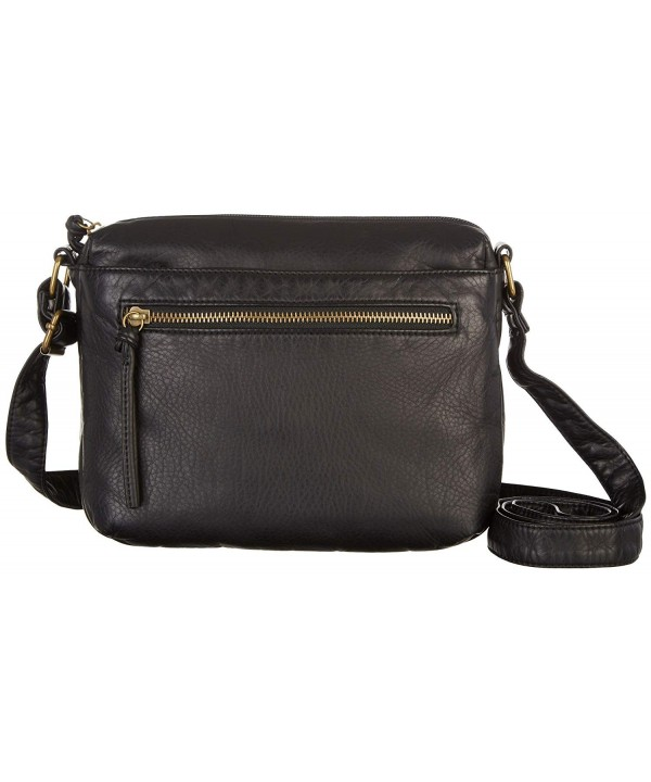 Bueno Washed Grainy Crossbody Handbag