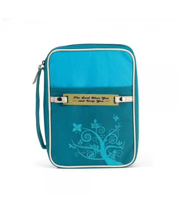 Turquoise Bless Reinforced Polyester Handle