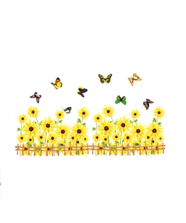 Kappier Gerbera Flowers Sunflowers Butterflies