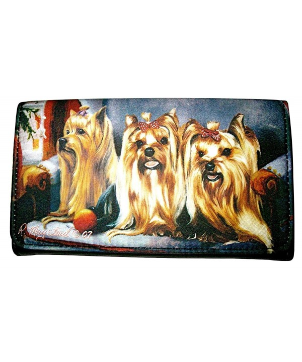 Yorkshire Terrier wallet Ruth Maystead