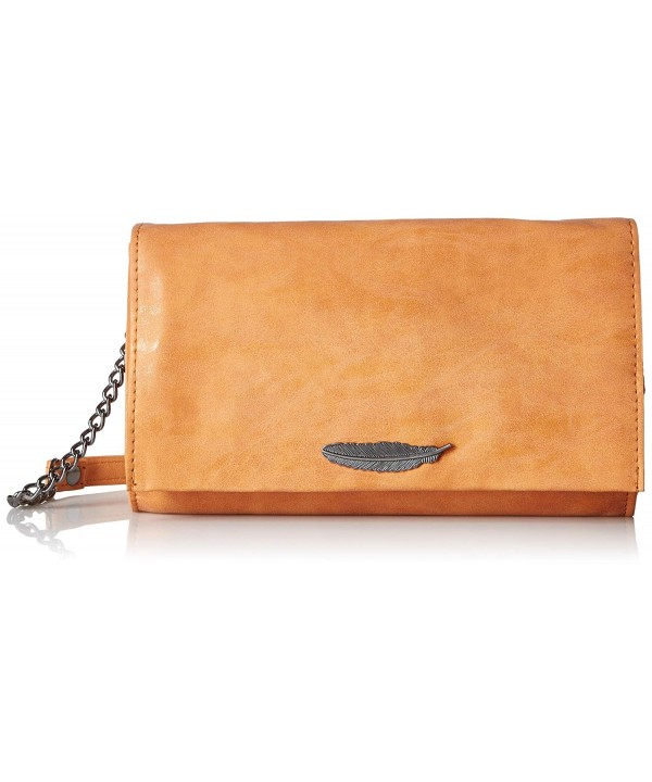 Twig Arrow Feather Wallet String