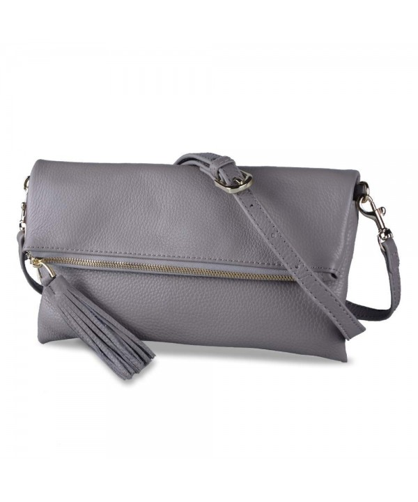 Befen Leather Wristlet Shoulder Crossbody