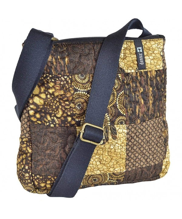 Donna Sharp Lafayette Crossbody Dragonfly