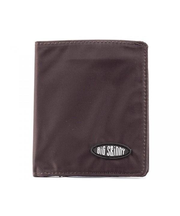 Big Skinny Metro Bi Fold Wallet