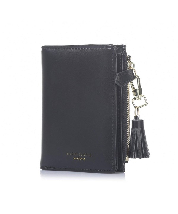 STANCHION Medium Wallet Leather Zipper
