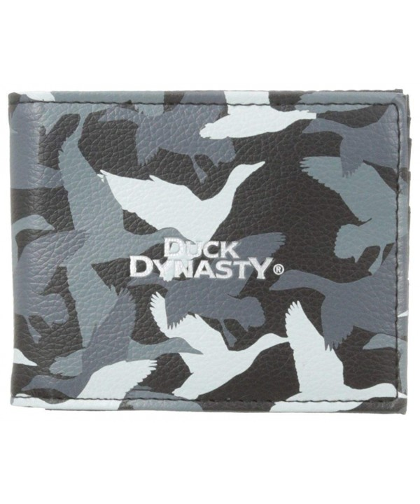 Duck Dynasty Contrast Stitch Billfold