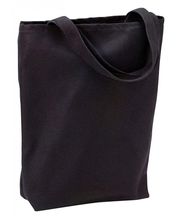 Port Company Grocery Tote Black