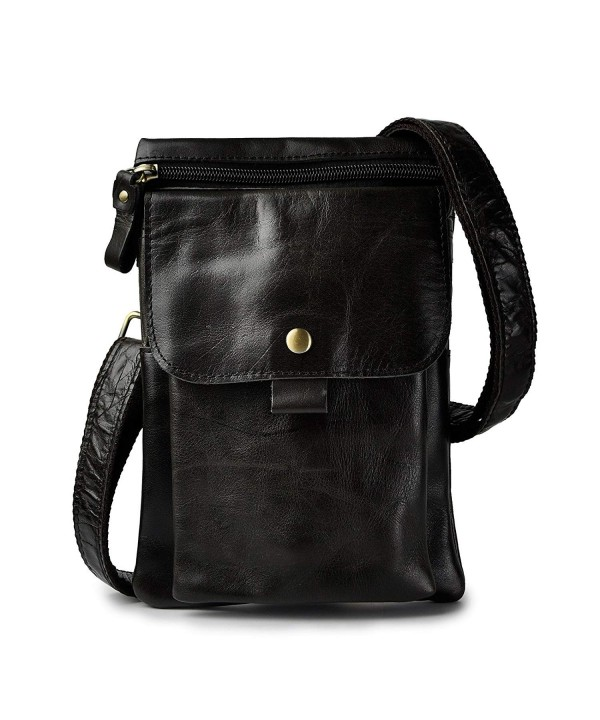 Leaokuu Messenger Shoulder 8302 Charcoat
