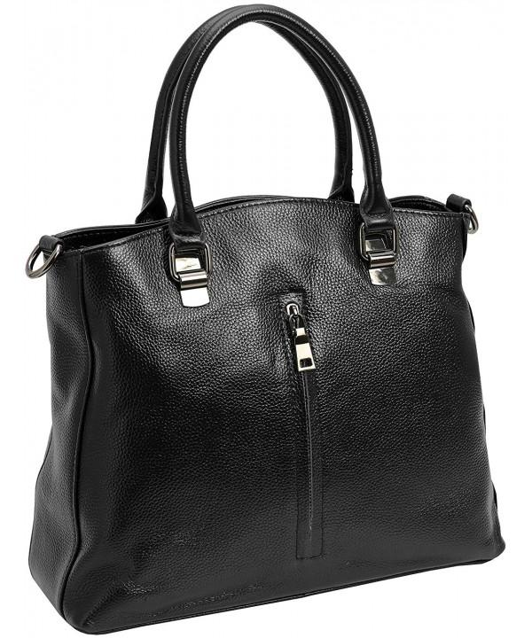 Kenoor Leather Handbags Shoulder Clearance
