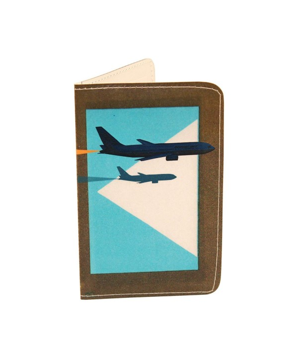 Airplane Gift Card Holder Wallet
