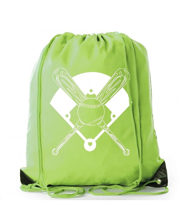 Mato Hash Drawstring Backpack Baseball