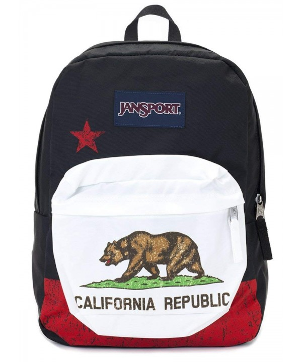 Jansport Superbreak Backpack california Republic