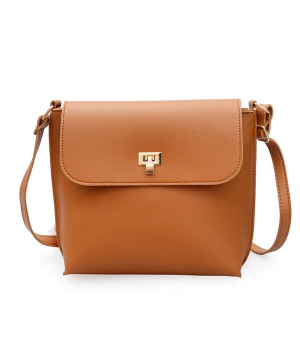Shoulder Leather Crossbody Handbags Messenger