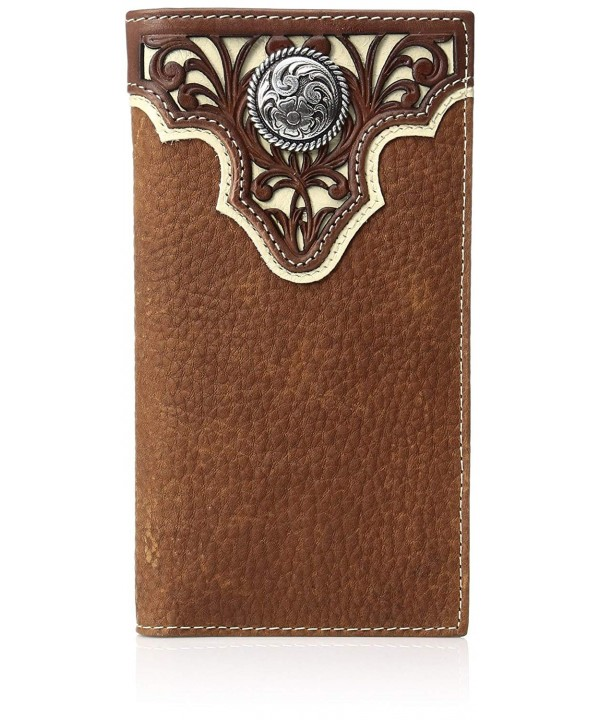 Ariat Inlay Circle Western Wallet