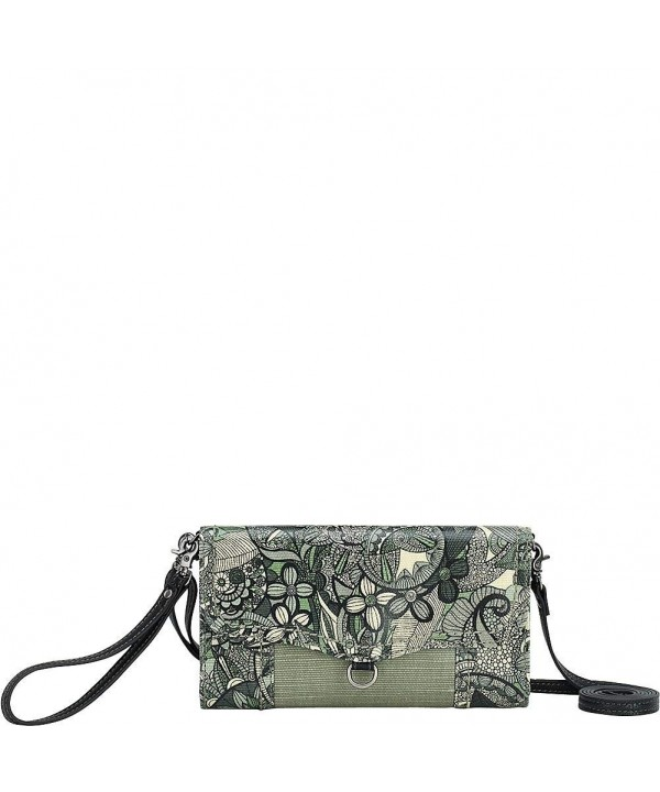 Sakroots Womens Wallet Crossbody Spirit