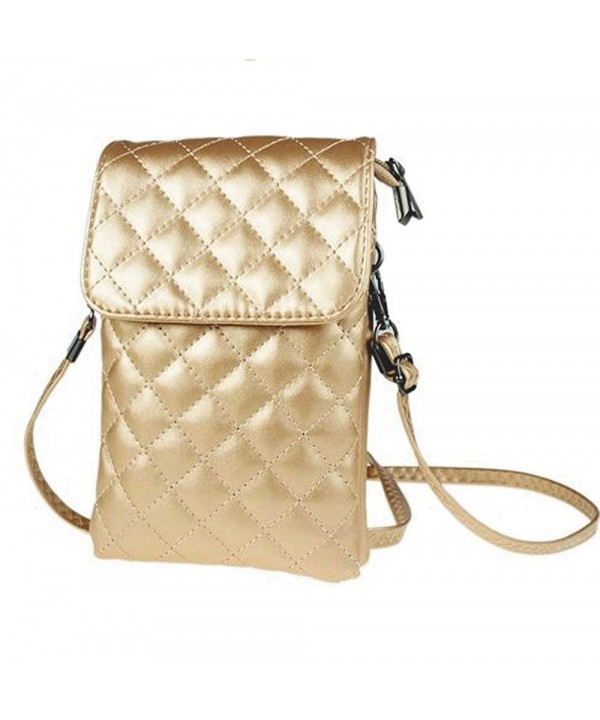 YaJaMa Shoulder Crossbody Leather Cellphone