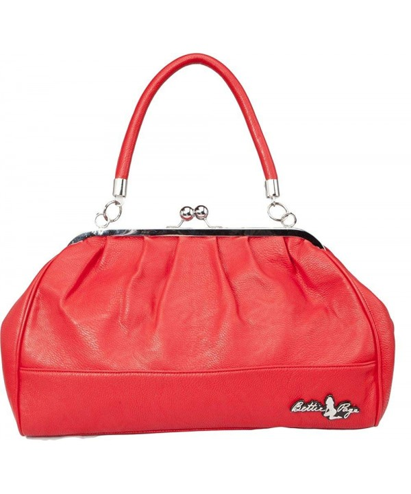 Sourpuss 15266 Teaserama Purse Red
