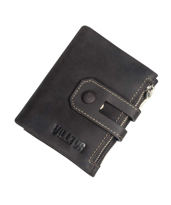 RFID Blocking Mens Wallet Pocket