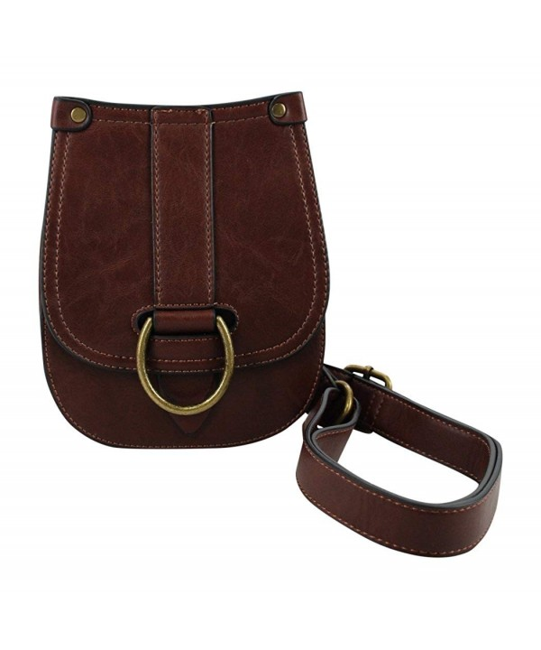 Simply Noelle Buckle Down Crossbody