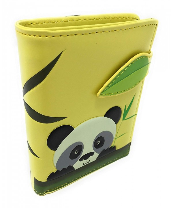 Shagwear Peeking Panda Wallet Small