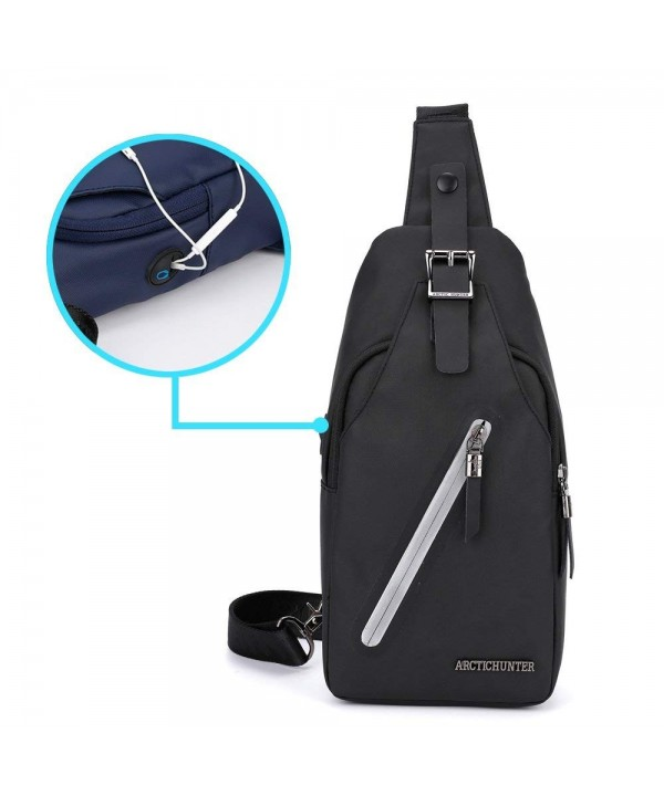 Stuo Headphone Waterproof Crossbody Messenger