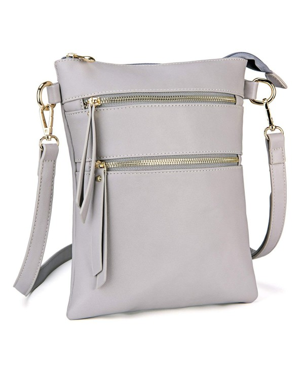 GRM Medium Crossbody Lightweight Zipper