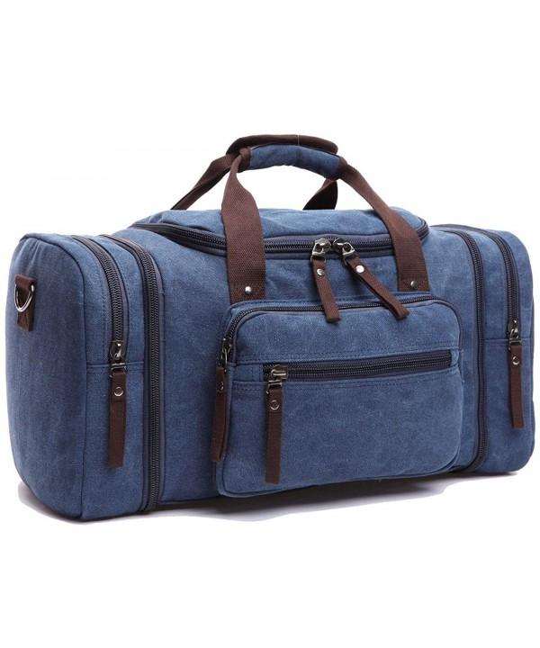 Leaper Vintage Weekender Shoulder Handbag