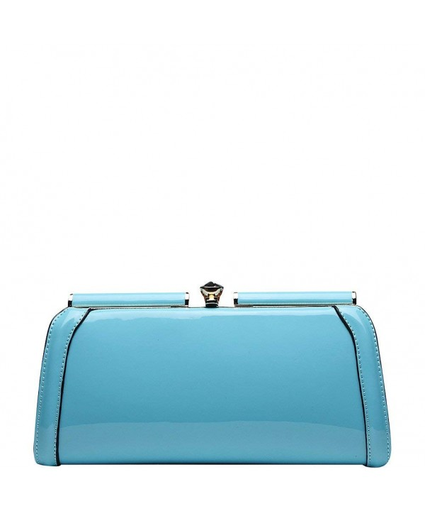 MKF Collection Heaven Clutch Light