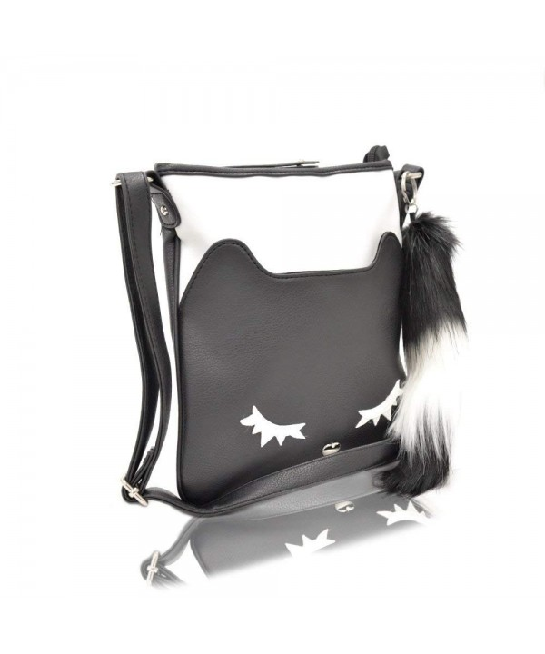 Sleepy Crossbody Handbag Animal Clutch