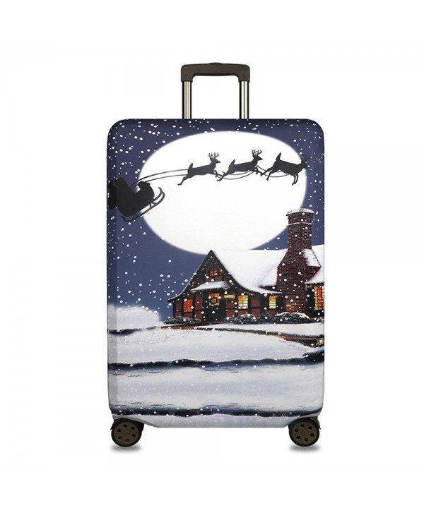 TRAVEL KIN Thickened Protective Christmas