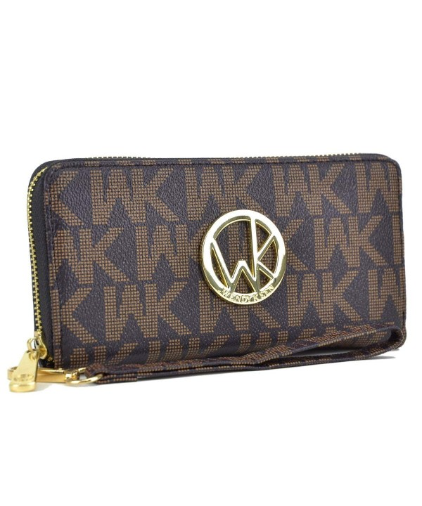 Collection Double Around Wallet MA WK K906 CF