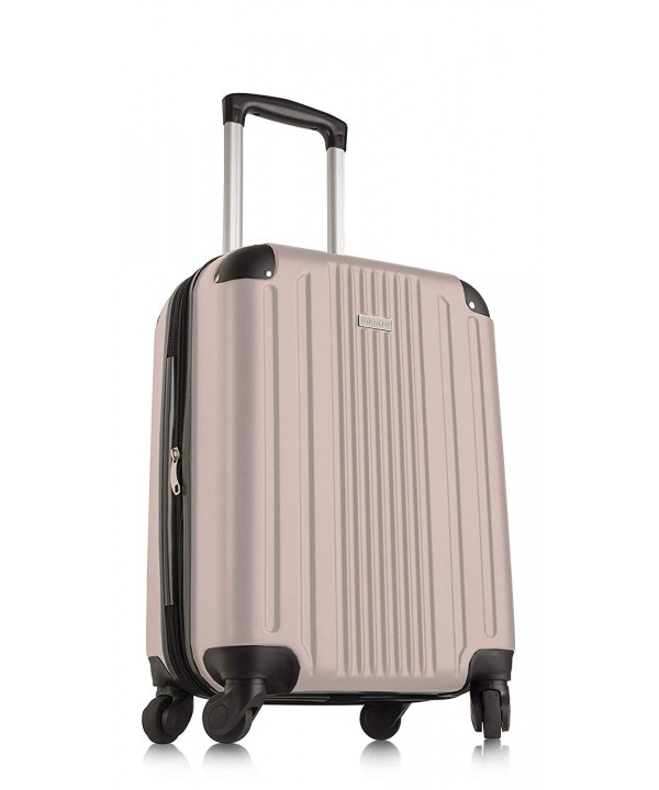 TravelCross Lightweight Hardshell Spinner Champagne