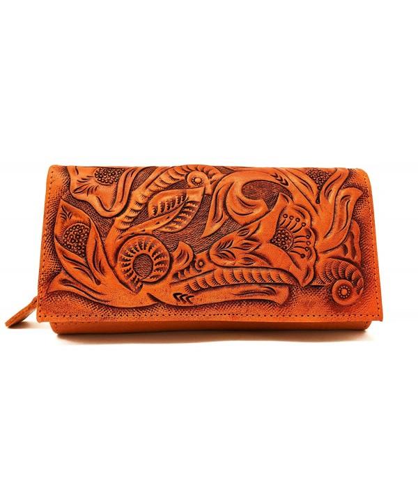 Vintage Artisan Handmade Leather Designer