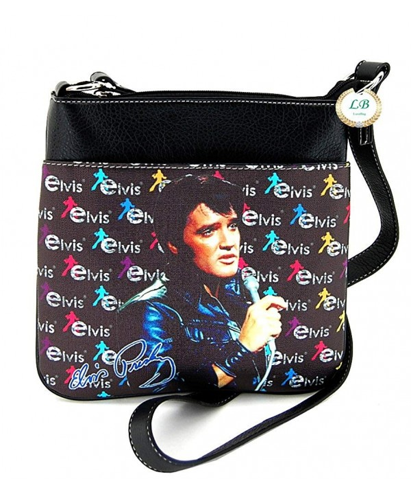 Elvis Presley Cross Jacket Microphone