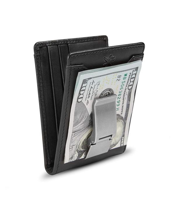 Co Deacon BIFOLD Wallet Full Leather Bifold