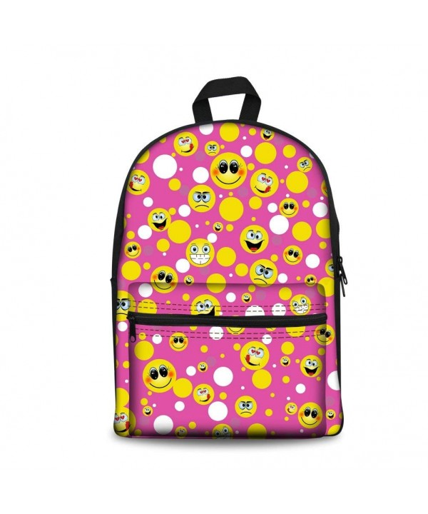 HUGS IDEA Classic Backpacks Schoolbag