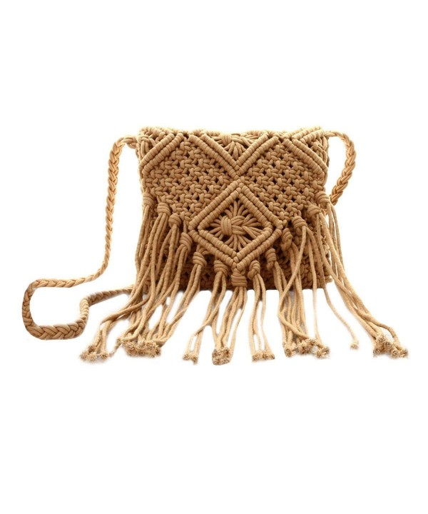 Aisa Fringed Shoulder Bohemian Cross body