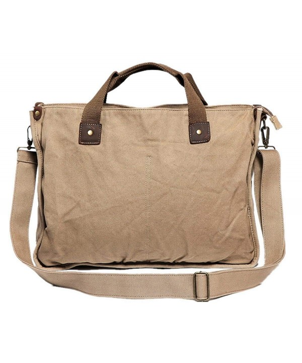 Vagabond Traveler Canvas Messenger Casual