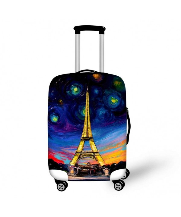 Coloranimal Trolley Painting Suitcase Protector