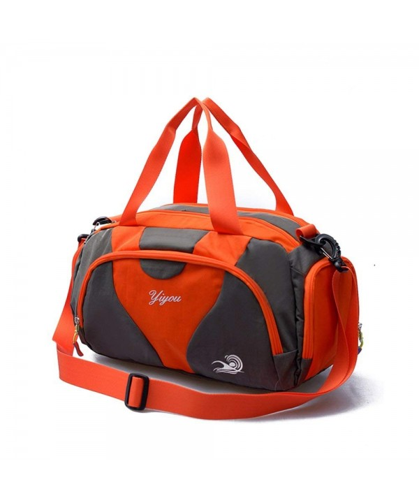 Duffle Travel Sports Waterproof Compartment