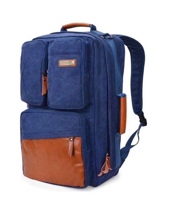 Witzman Canvas Backpack Rucksack 6617
