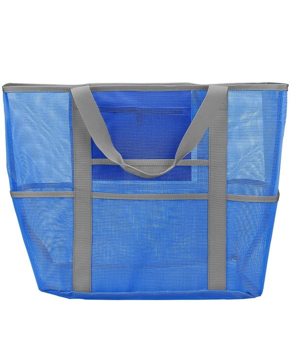 Mesh Beach Bag Lightweight Oversized